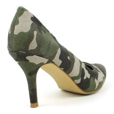 camouflage high heel shoes camouflage heels