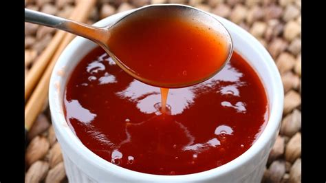 Sweet And Sweet 7 how to make easy sweet n sour sauce recipe