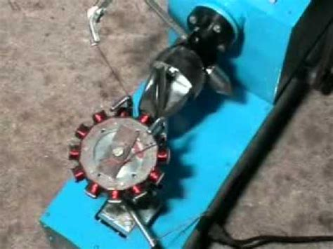 Ceiling Fan Rewinding Machine by Rewinding Machine