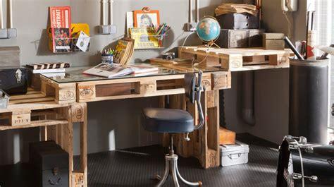 Tete De Lit Palette Bois 1131 10 styles de bureaux tendance pour mon ado diaporama photo