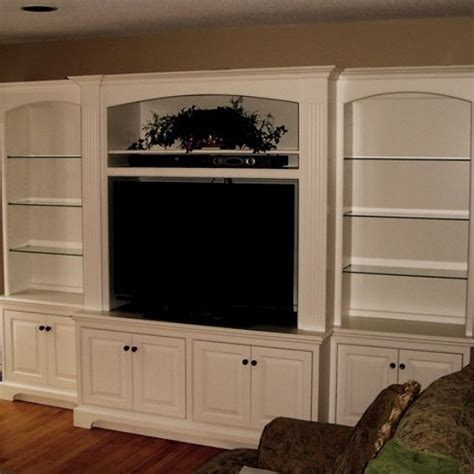 hand crafted built in tv wall unit by natural woodworks hand crafted built in wall unit for widescreen tv in
