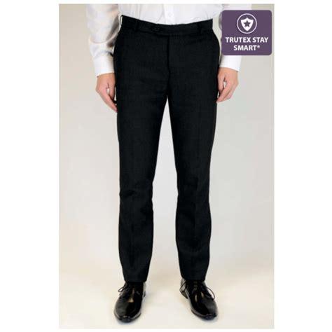 Jual Murah Qiansoto Leg Slimming heathfield black slim leg trousers tlt blk jual branded clothing workwear uniforms
