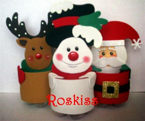imagenes de santa claus reciclado el atelier de roskiss dulceros navide 241 os