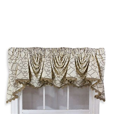 victory valance curtains buy garden gate 3 scoop victory window curtain swag