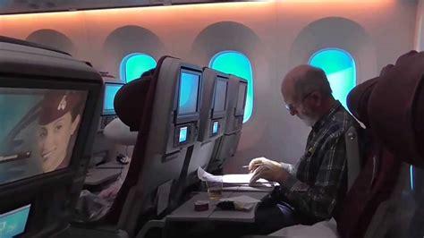 Commercial Bathroom Size boeing 787 dreamliner qatar airways stockholm to doha