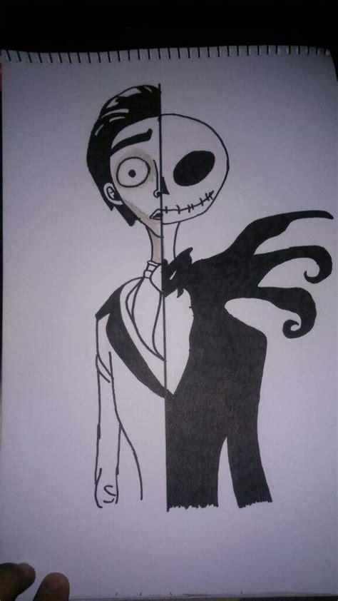 imagenes de halloween para dibujar a lapiz el cad 225 ver de la novia y el extra 241 o mundo de jack arte