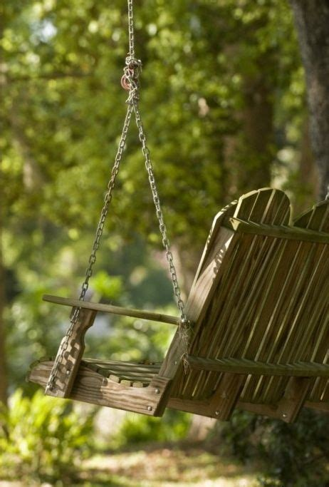 swinging love seat adirondack chair style swing love i want it