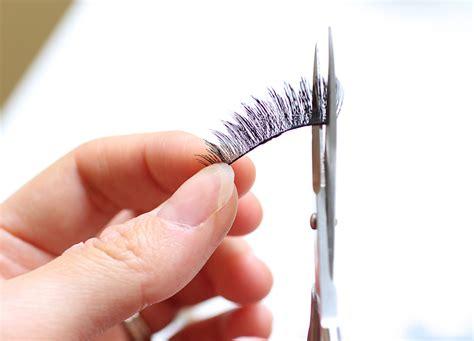Centipede Kelabang Palsu Makeup Karakter kesulitan pakai bulu mata palsu ikutin aja 5 langkah mudah ini