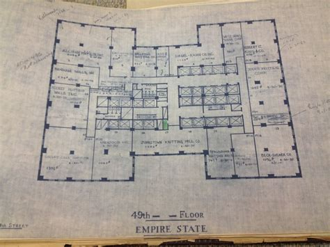 empire state building floor plan the shelf life of the empire state building national