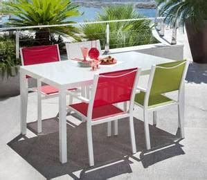 table plastique jardin carrefour table de jardin a carrefour marka