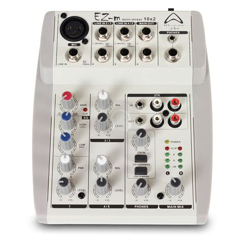 Mixer Wharfedale help with wharfedale mixer gearslutz pro audio community