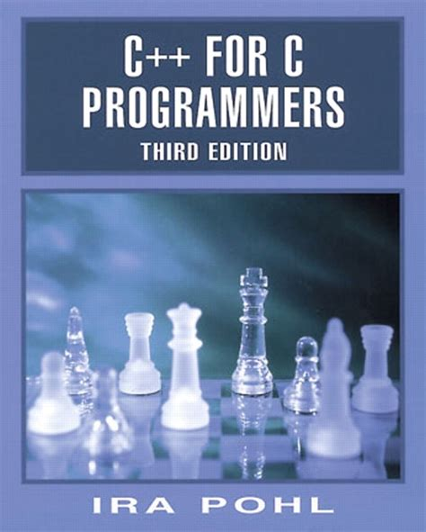 expert advanced 3rd edition 1447961986 pohl c for c programmers third edition 3rd edition pearson