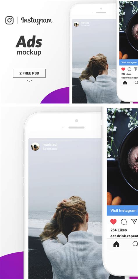 Fresh Free Psd Mockup Templates 45 Mock Ups Freebies Graphic Design Junction Instagram Ad Template Psd