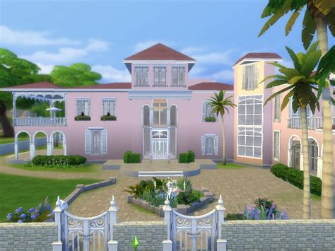 my dreamhouse the sims 4 house building w probnutt s barbie life in the dreamhouse