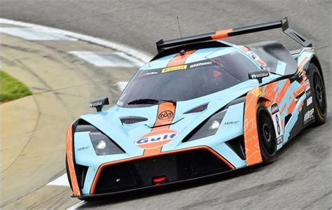 Ktm Crossbow Usa Ktm X Bow Gt4 In Pirelli World Challenge