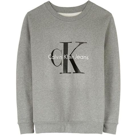 Jumper Unisex Light Grey by Best 25 Calvin Klein Jumper Ideas On Grey