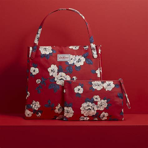 Kode 15183 Cath Kidston Bags White cath kidston collaborates with on quot colour quot qr