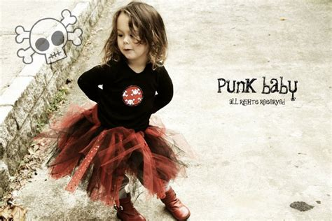 Children and Toddler Punk Clothes | Girl Gloss Hipster Girl Clothes