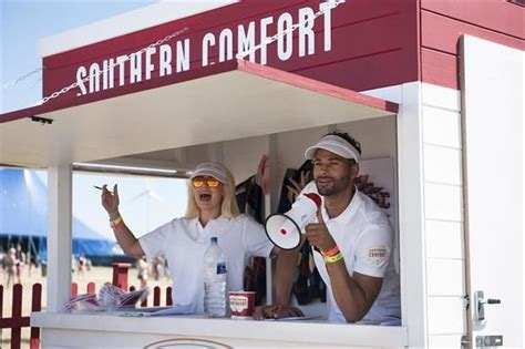What Is Similar To Southern Comfort by Golf Inspired Liqueur Pop Ups Southern Comfort Activation