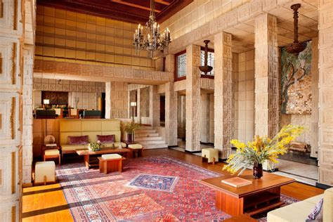 frank lloyd wright s ennis house for sale for 23m curbed la