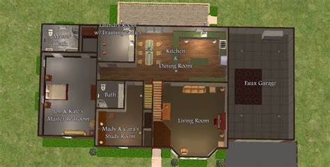 kate gosselin house mod the sims jon kate plus 8 gosselin s house