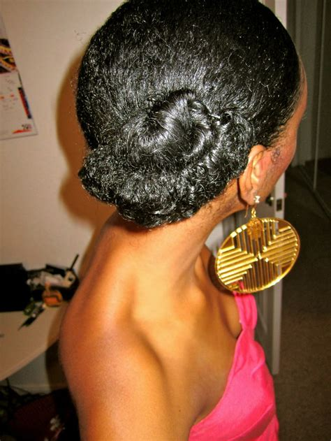 what kind of side bun is good for big forehead 131 best hair buns images on pinterest natural hair
