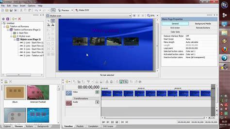 construct 2 tutorial cz sony dvd architect tutorial pl cz 2 2 hd 720p youtube