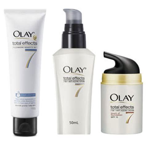 Kosmetik Olay Total Effect by Send Olay Total Effects Cosmetics To India
