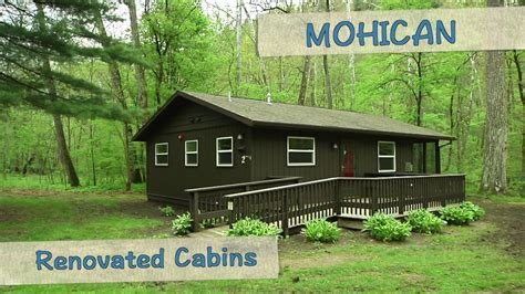 mohican state park improvements youtube