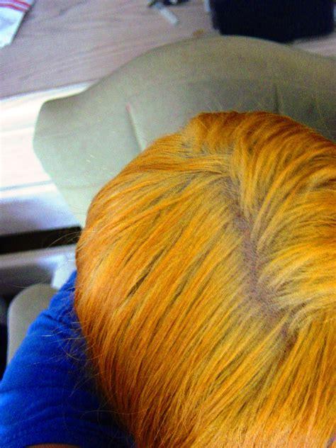 Bleaching Hair At Home by Bleaching Hair At Home Midorilei