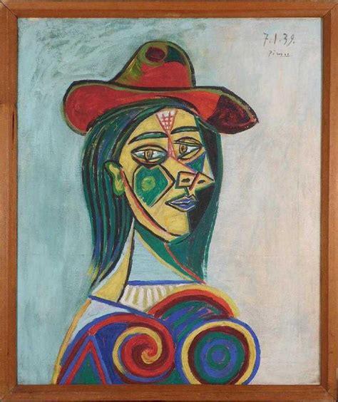 picassos portrait   woman  expected  reach