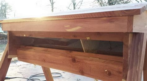 how to build a top bar hive how to build your own diy top bar beehive