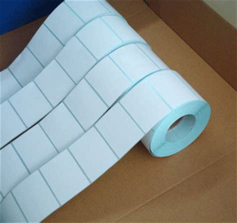 Label Paper - china thermal sticker paper china thermal paper