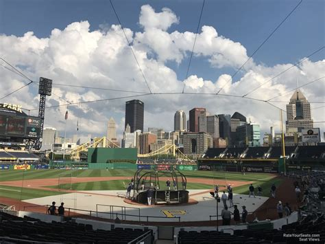 section 117 pnc park pnc park views from seats pittsburgh pirates autos post