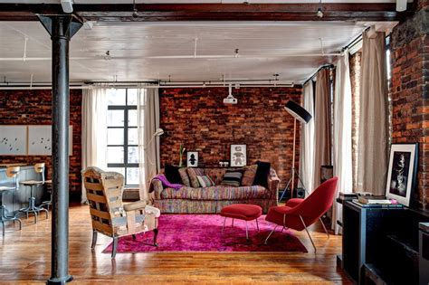 apartment design new york home design 2015 loft from a former clothing factory in new york