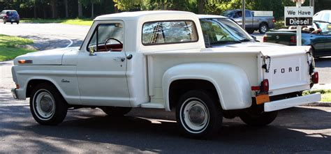 Ford Ranger Bed File 1971 F100 Flareside Jpg Wikimedia Commons