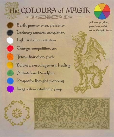 the color of magic book my wiccan book of shadows introduction and