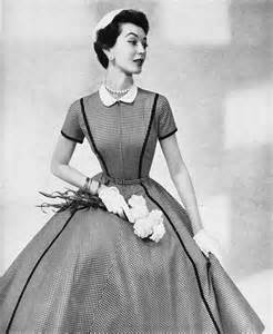 1950s by Christy Your Ultimate Damsel 1950s Fashion