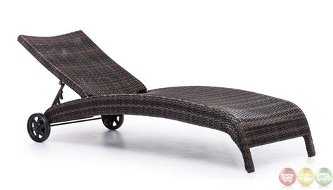 modern chaise lounge outdoor lido brown chaise lounge zuo modern 703079 modern outdoor
