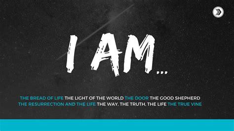 I Am The i am the light of the world grace baptist church