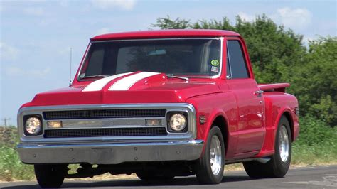 chevrolet 69 truck pro 1969 chevy c 10 truck
