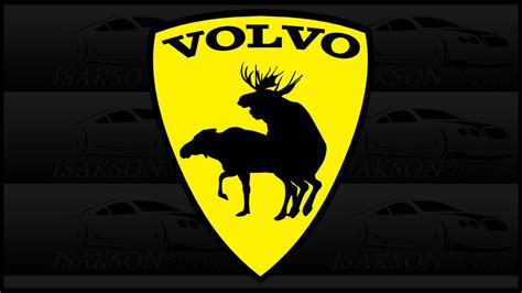 prancing humping moose sticker decal love volvo turbo brick slammed euro sweden ebay