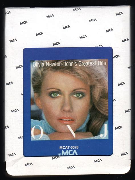 Newton Greatest Hits Vol 1 newton greatest hits 1977 mca ac5 8 track
