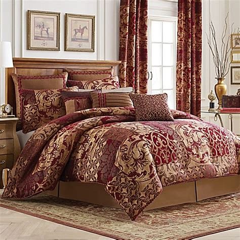 buy croscill 174 ryland reversible california king comforter