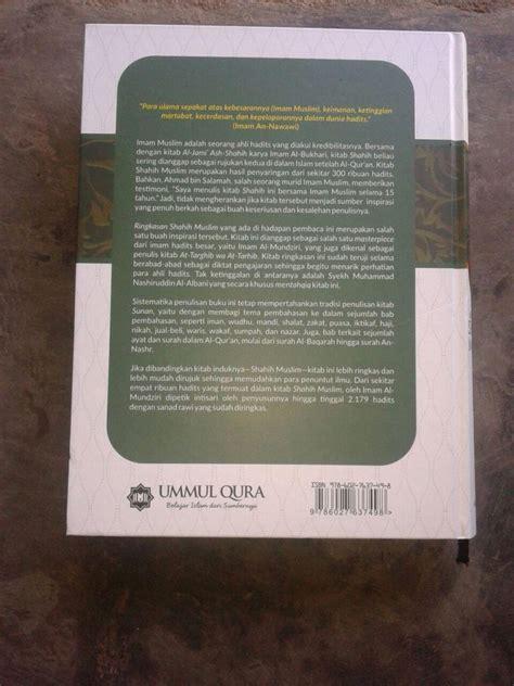 Mukhtashar Shahih Muslim Imam Al Mundziri Ummul Qura buku mukhtashar shahih muslim toko muslim title