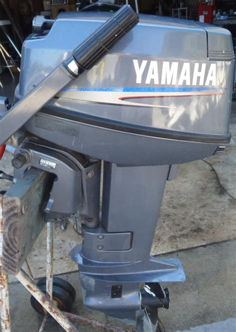 25 Hp Suzuki Outboard 2 Stroke For Sale 25 Hp Yamaha Outboard For Sale Tiller