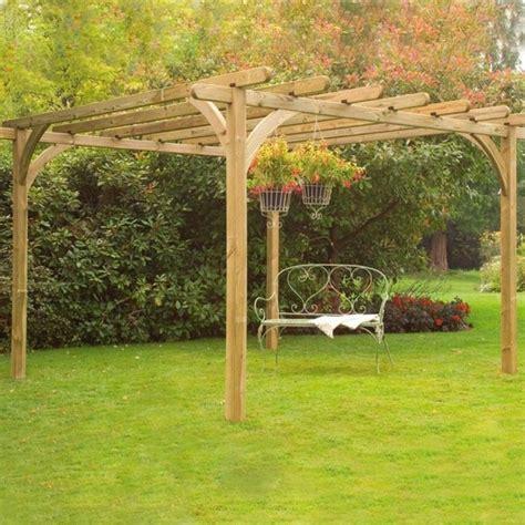 pergola banc bois – Best 25  Plan Pergola Bois ideas on Pinterest   Plans de