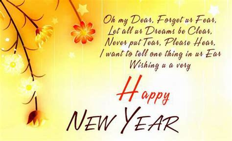 wishing u happy new year 1000 happy new year wishes greetings in