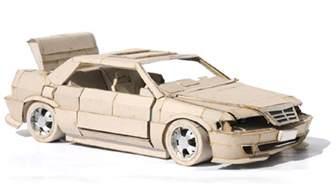kasi custom rides cardboard car truck design