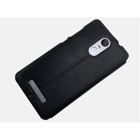 Flip Ume Mercury View For Xiaomi Note flip leather window view for redmi note 3